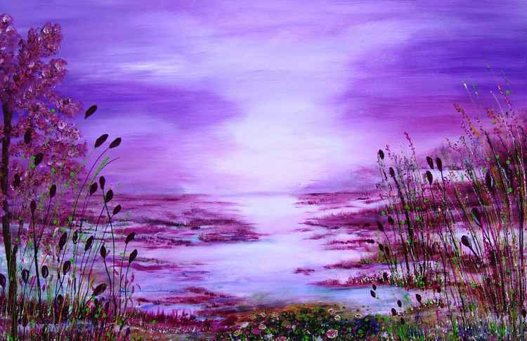 Purple dream -