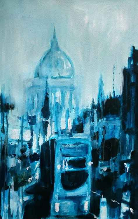 Ludgate Hill Blue