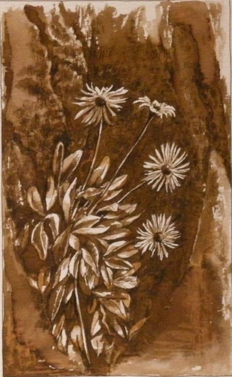 Kozłowiec Flowers on White Dunajec Creek - Image 0