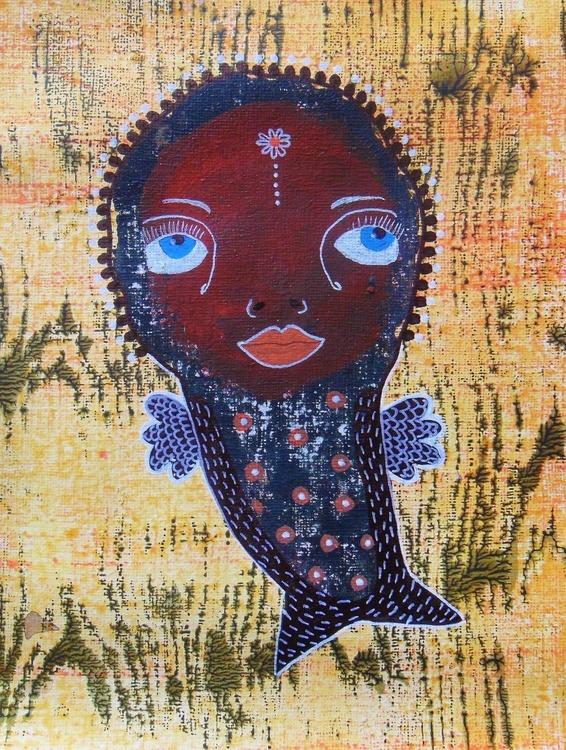 Brown Fish - Image 0
