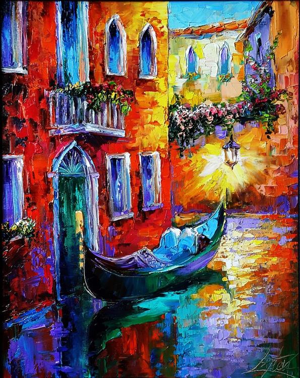 Bright colors of Venice - Image 0