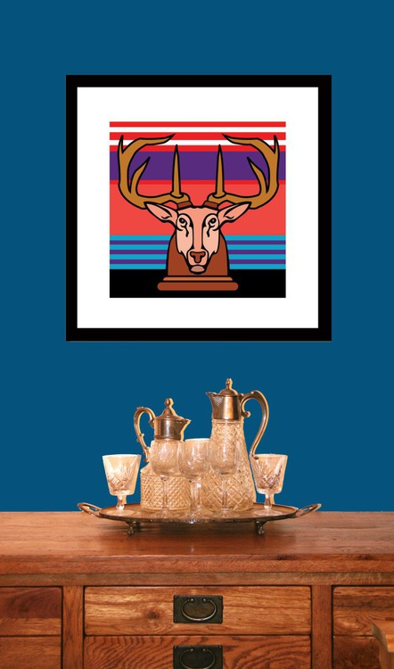 Stag's Head 1 - Image 0
