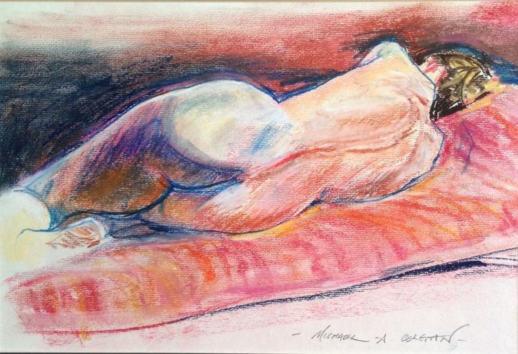 Reclining Nude - Image 0