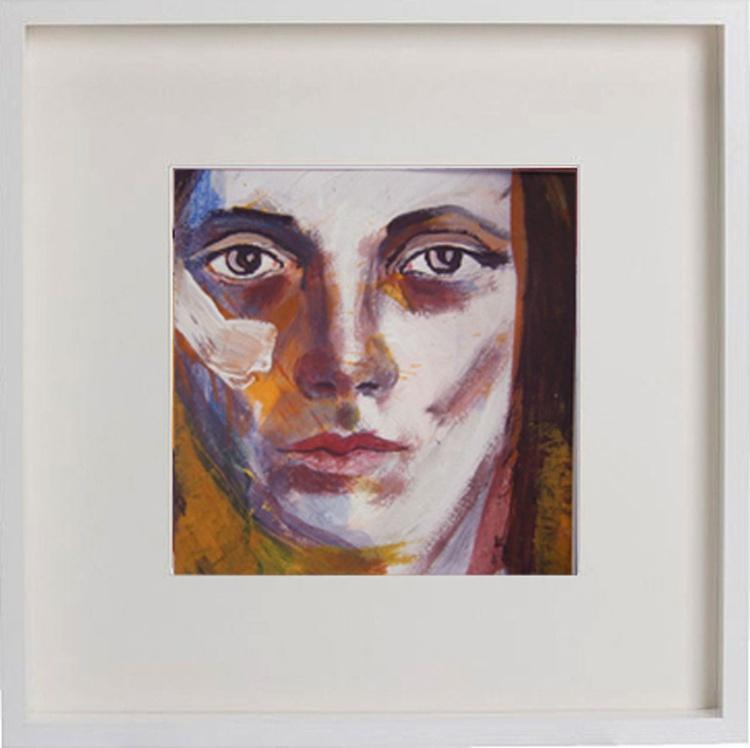 Framed Faces # 01 - 02/06 - Image 0