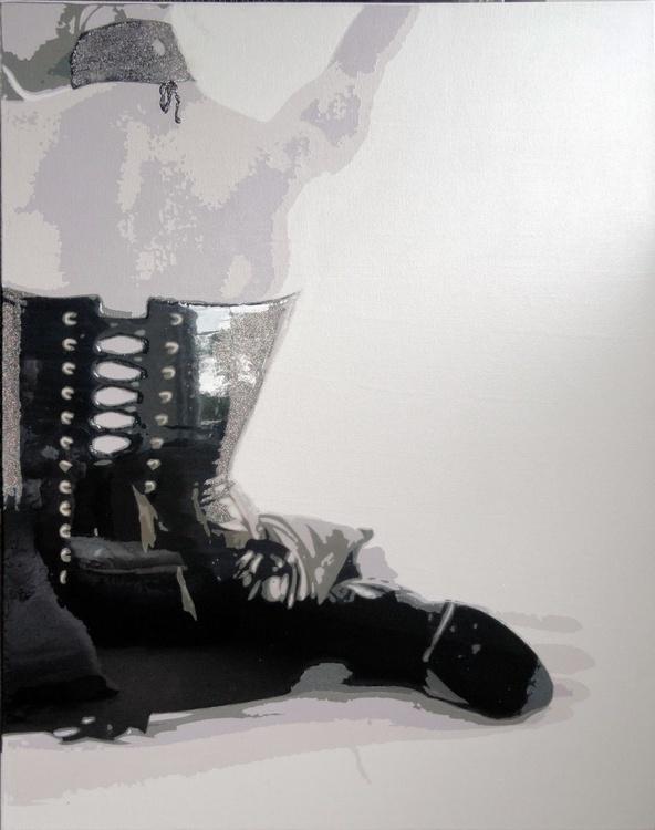 Black Corset - Image 0