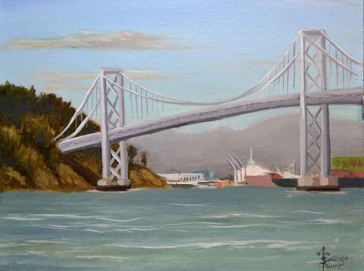 Oakland Bridge -