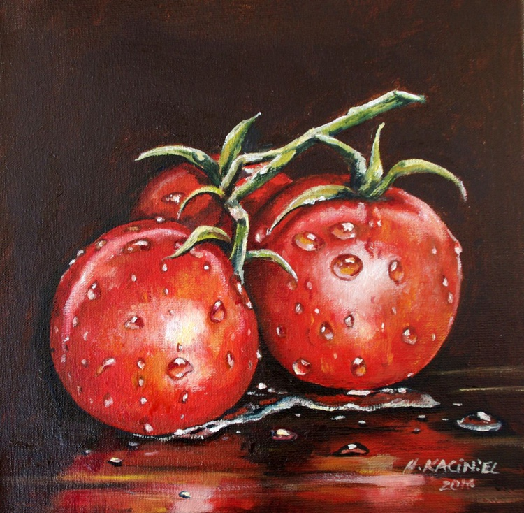 """"""" A Trio of Tomatoes"""" - Image 0"""