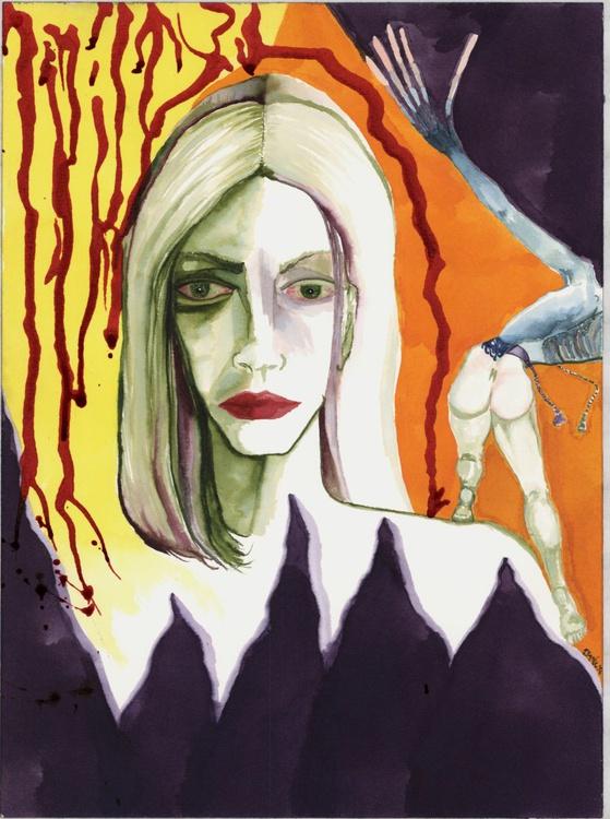Dora Ninfa Self Portrait - Image 0