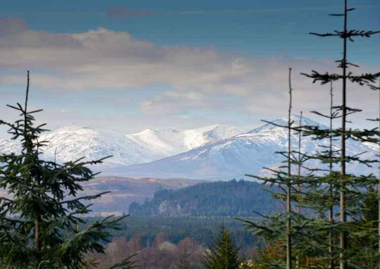 Ben Nevis Scotland -