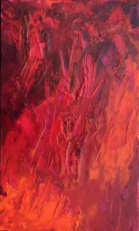 Burning desire #16048 (50x30cm) FREE SHIPPING TO EUROPE - Image 0