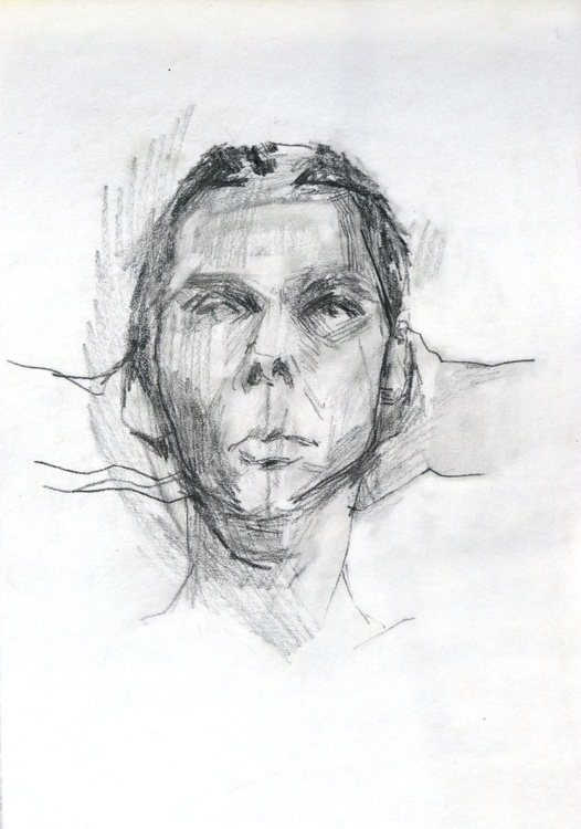 Portrait of a pervert - Image 0