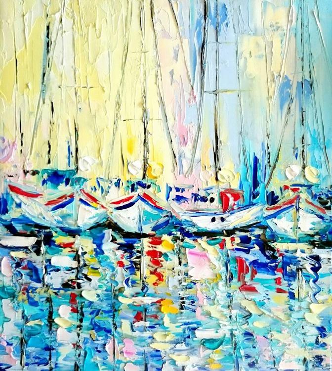 Sunny yachts day - Image 0