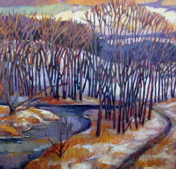 Winter Creek 4 PM