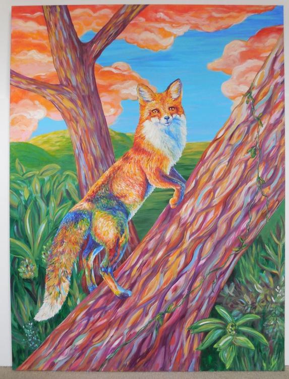 Rainbow Fox - Image 0