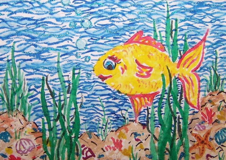 underwater smile - Image 0