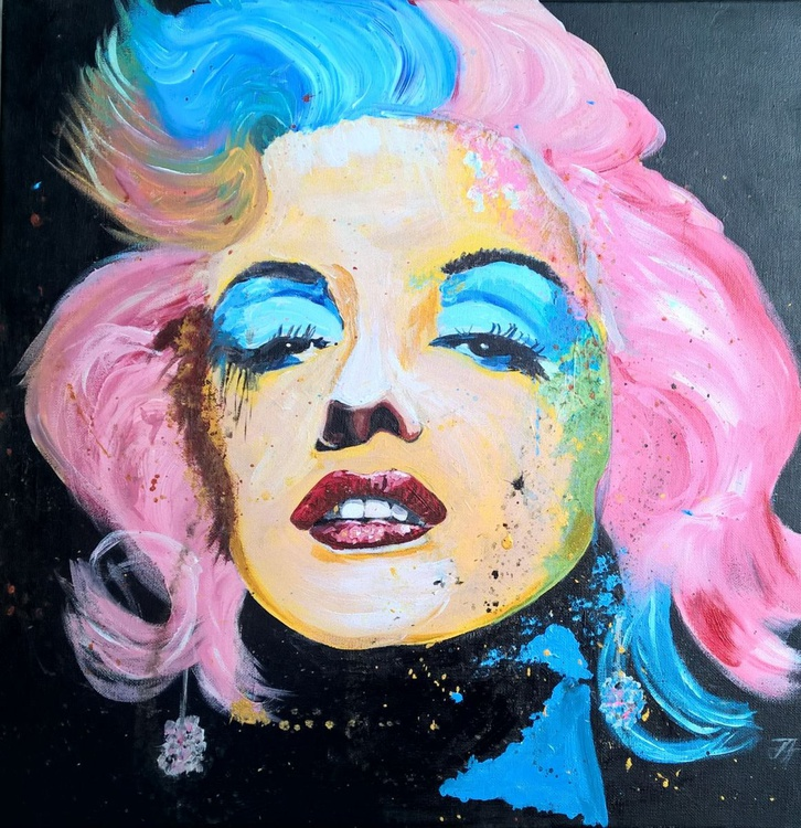 Colourful Marilyn - Image 0