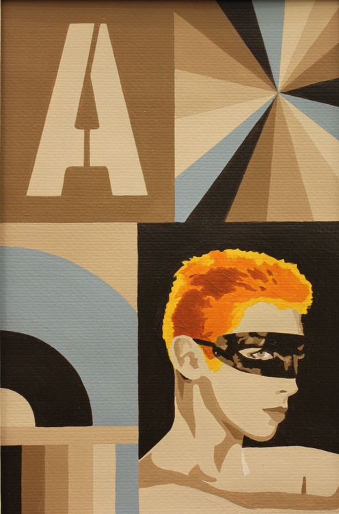 Who's That Girl? A portrait of Annie Lennox - Image 0