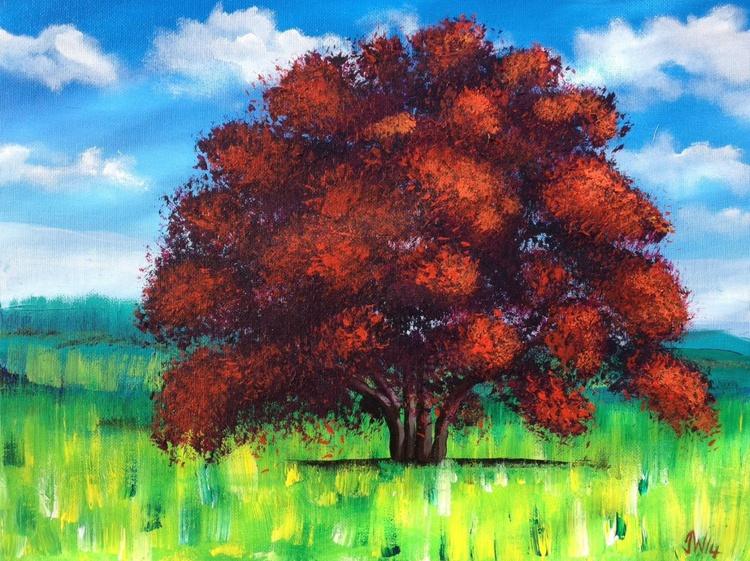 Autumn Red #2 - Image 0