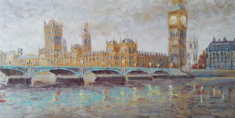 London Big-Ben -