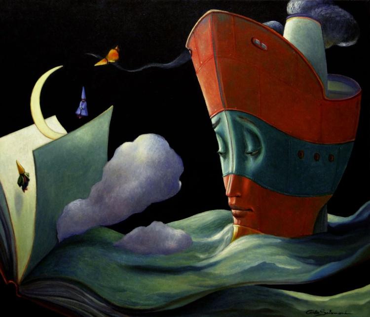 THE SHIP OF DREAMS. - Image 0