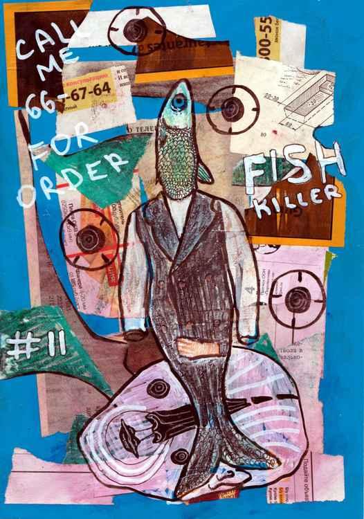 Fish killer #11 -