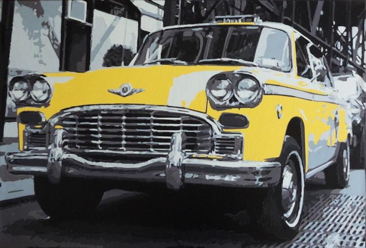 Classic New York Yellow Cab - Image 0
