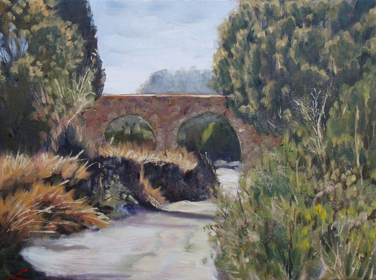 Road to the aqueduct - Image 0