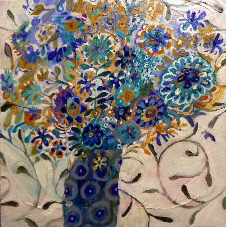 The Blue Bouquet - Image 0