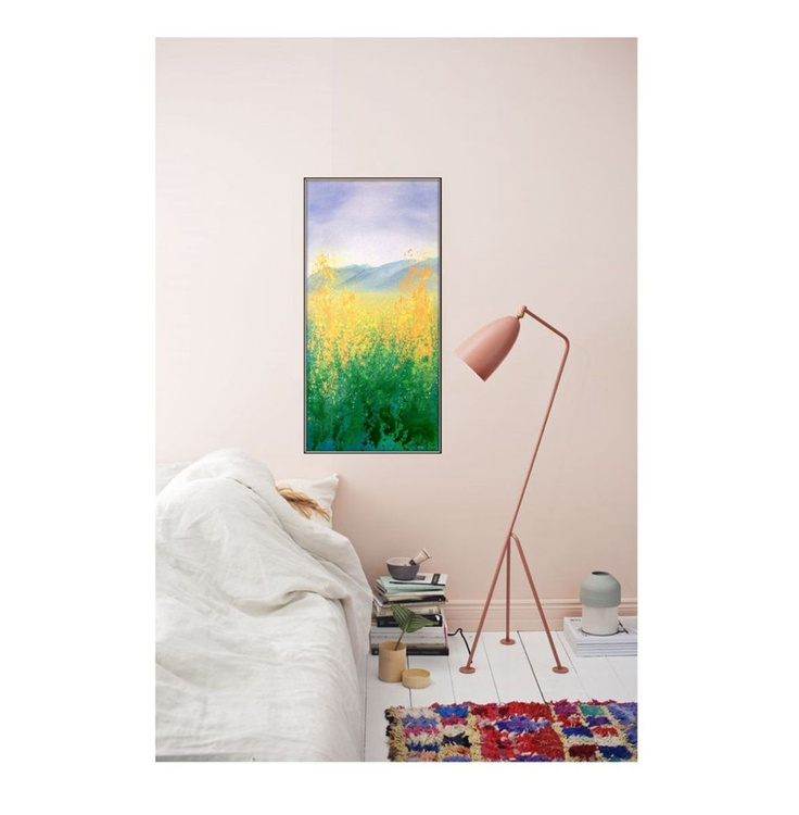Charming in its pastoral setting-Ready to hang original painting - Image 0