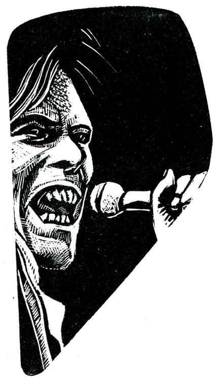 Bowie - Singer -