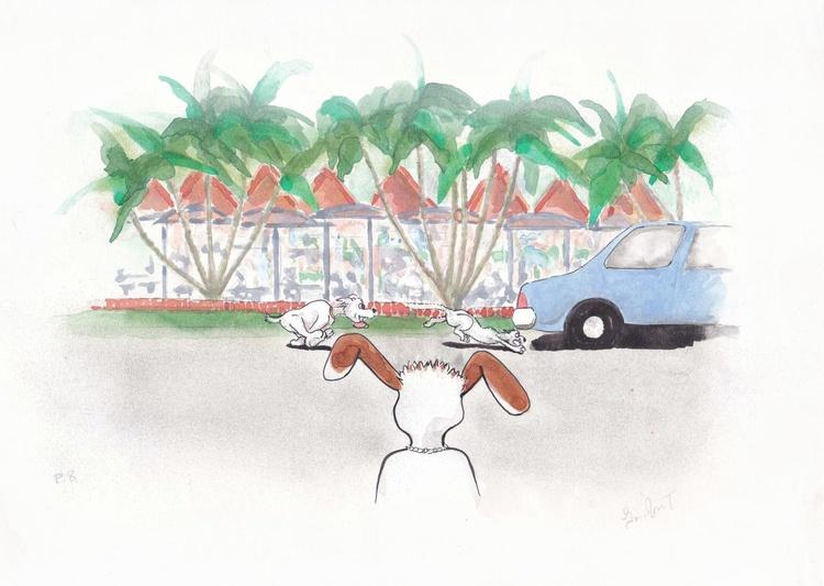 Doggy Daze, page 8 - Image 0