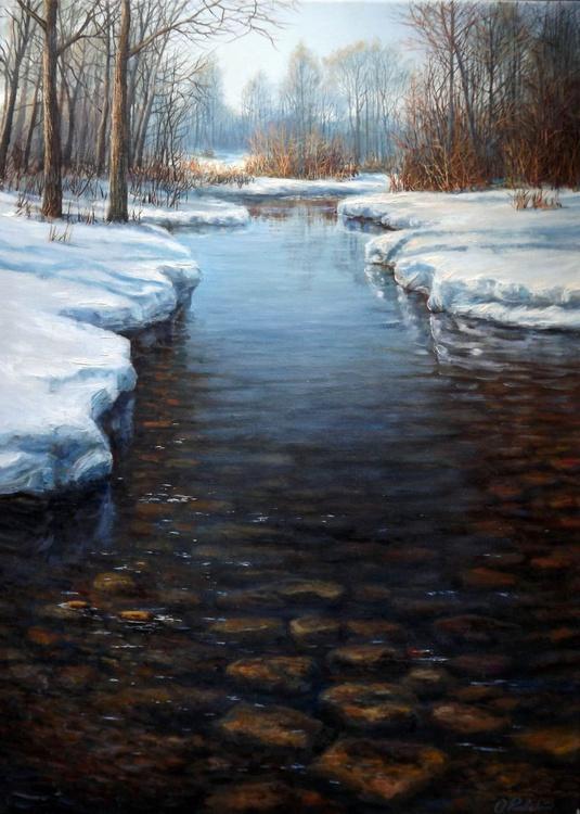Backwater. Winter - Image 0