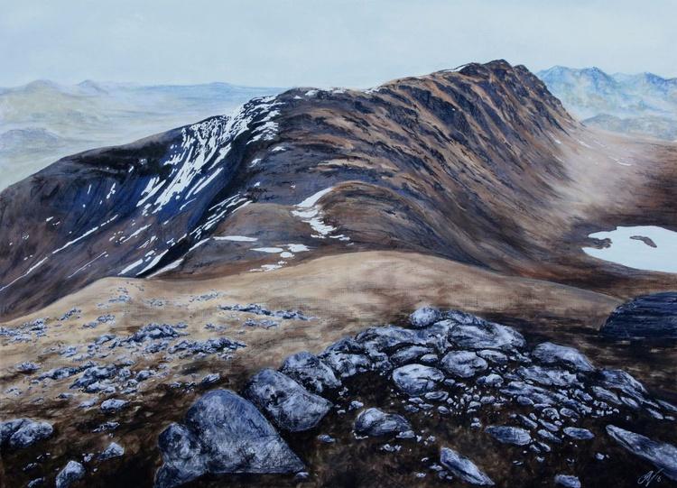 Beinn Dubhchraig (Scottish Mountain) - Image 0