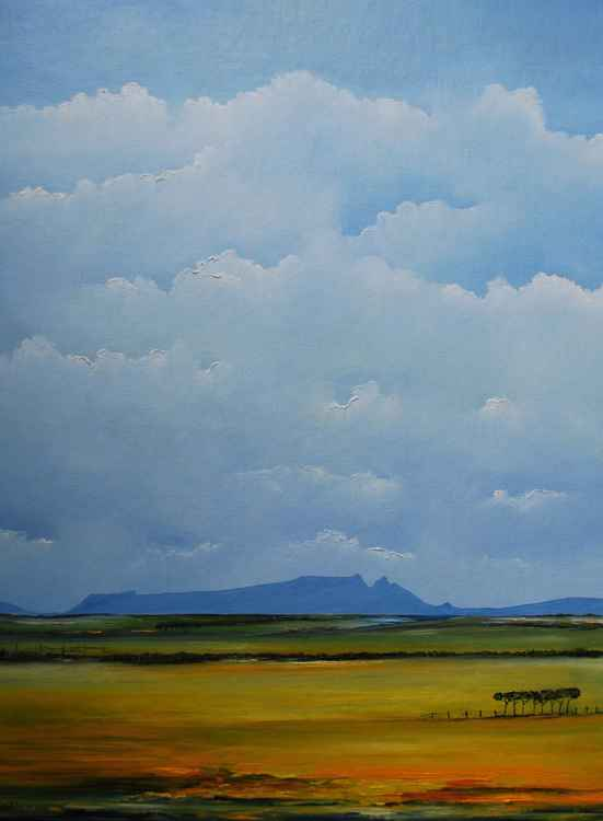 Table Mountain Peace (45.7x61cm) -