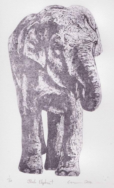 Black Elephant - Image 0