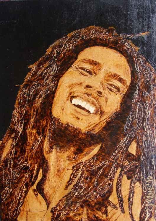Jamaican Lion (Bob Marley) -