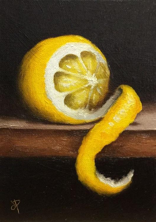 Small peeled lemon - Image 0