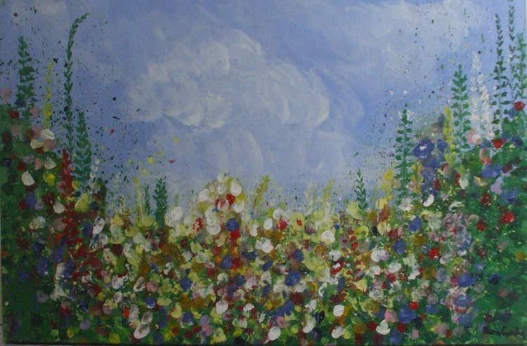 Field of flowers - Image 0