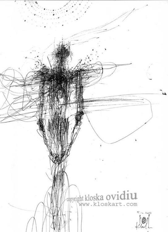 WE ARE ENERGY FIELDS GOD CREATIONS LINES VIBRATING SPONTANE HUMAN ANGEL MASTER KLOSKA - Image 0