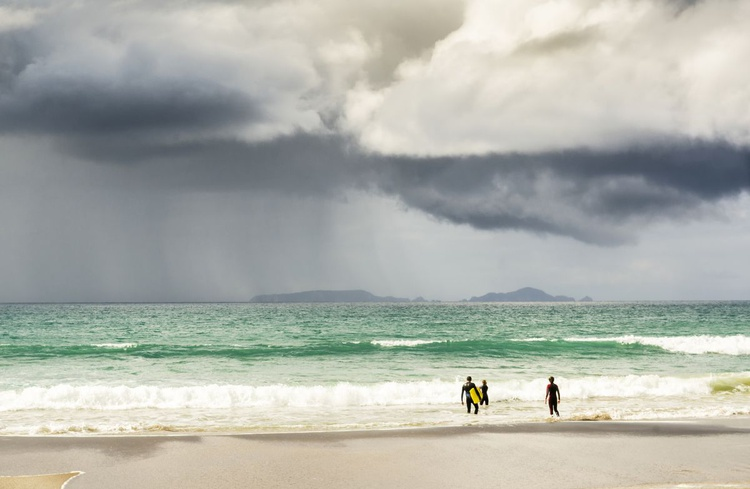 RAINSTORM OVER SEA - Image 0