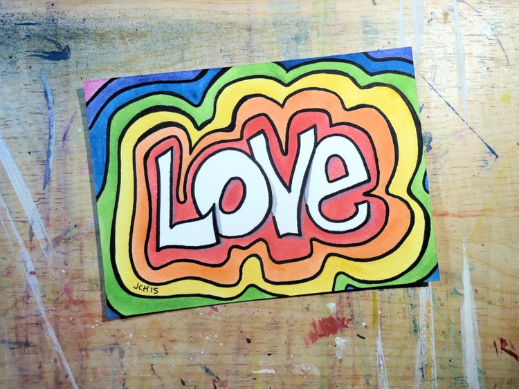 Rainbow Love - Image 0