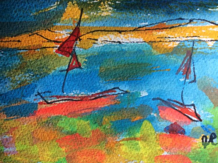 Sailing boats - Image 0