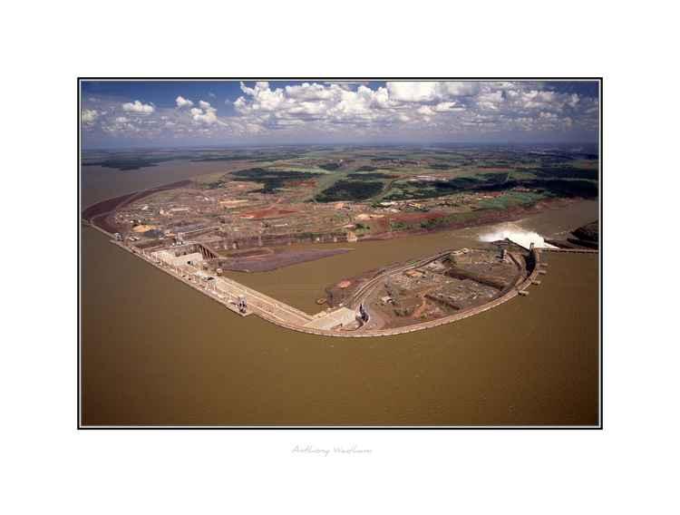 Itaipu Dam -