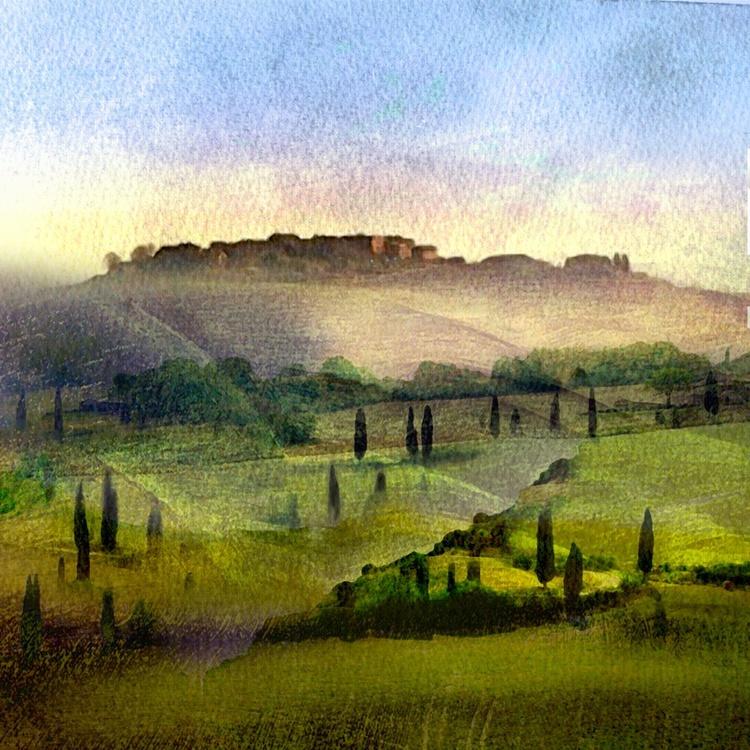 Tuscany (Summer in Italy) - Image 0