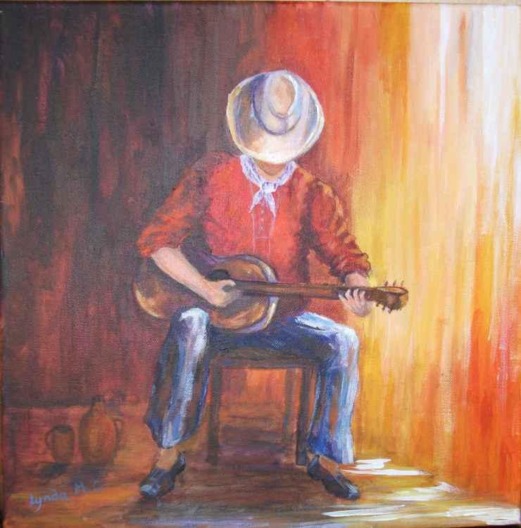 Guitar Man -