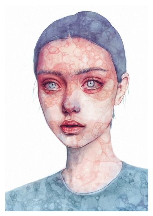 Hypnotic - Digital Print - Image 0