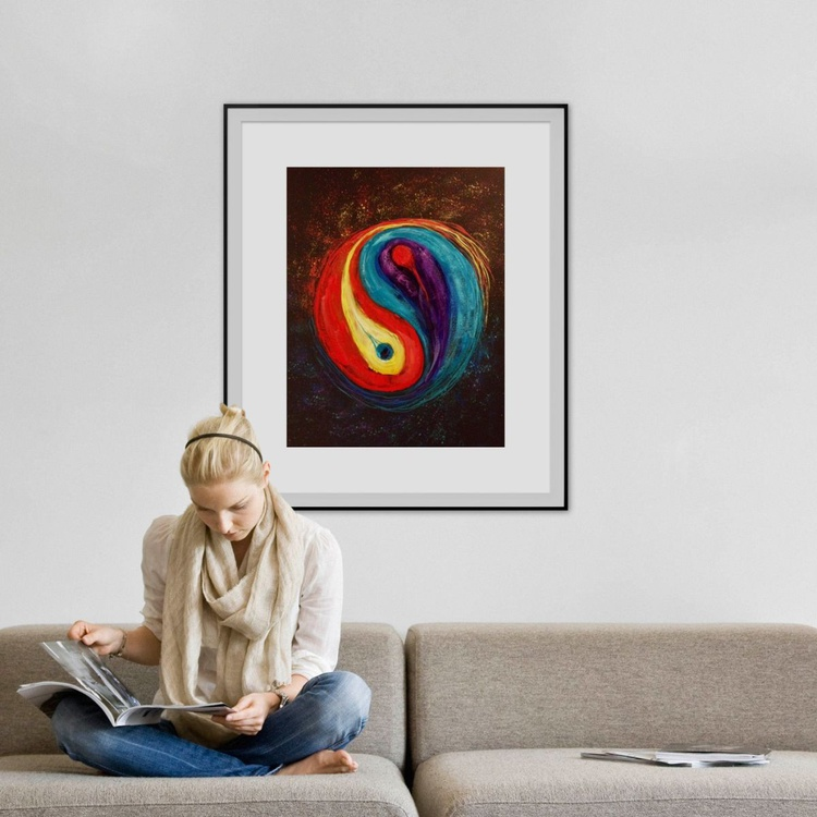 A Galaxy Within- (REDUCED PRICE) - Image 0