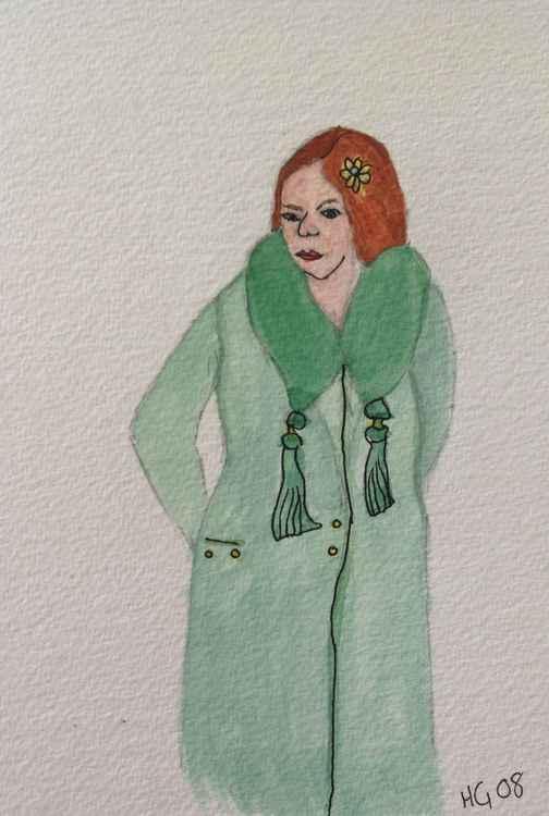 1920's girl