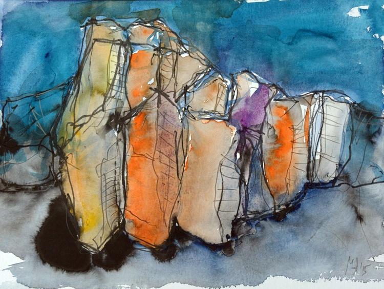 Landscape - Basalt Quarry #2 - Image 0