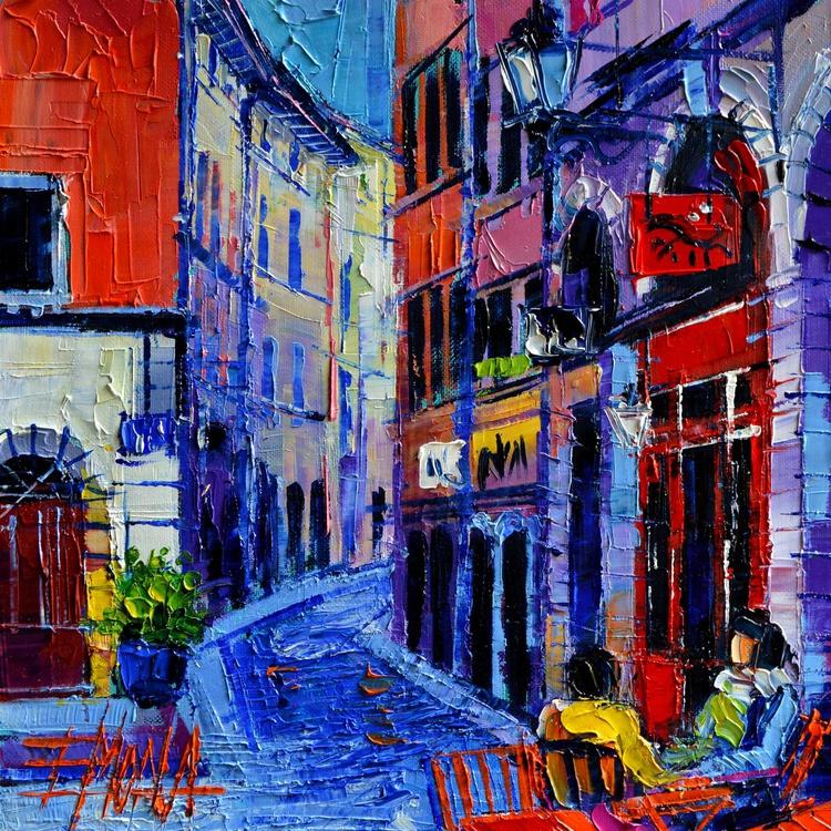 Rendez-vous in Vieux Lyon - Image 0